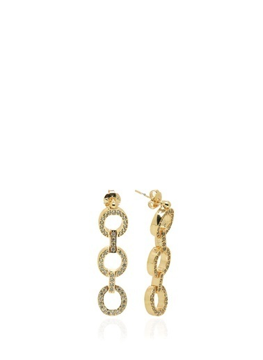 Beymen Collection Küpe Altın